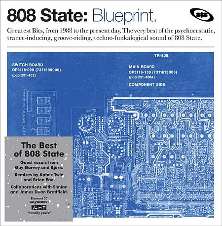 808 State – BLUEPRINT album review