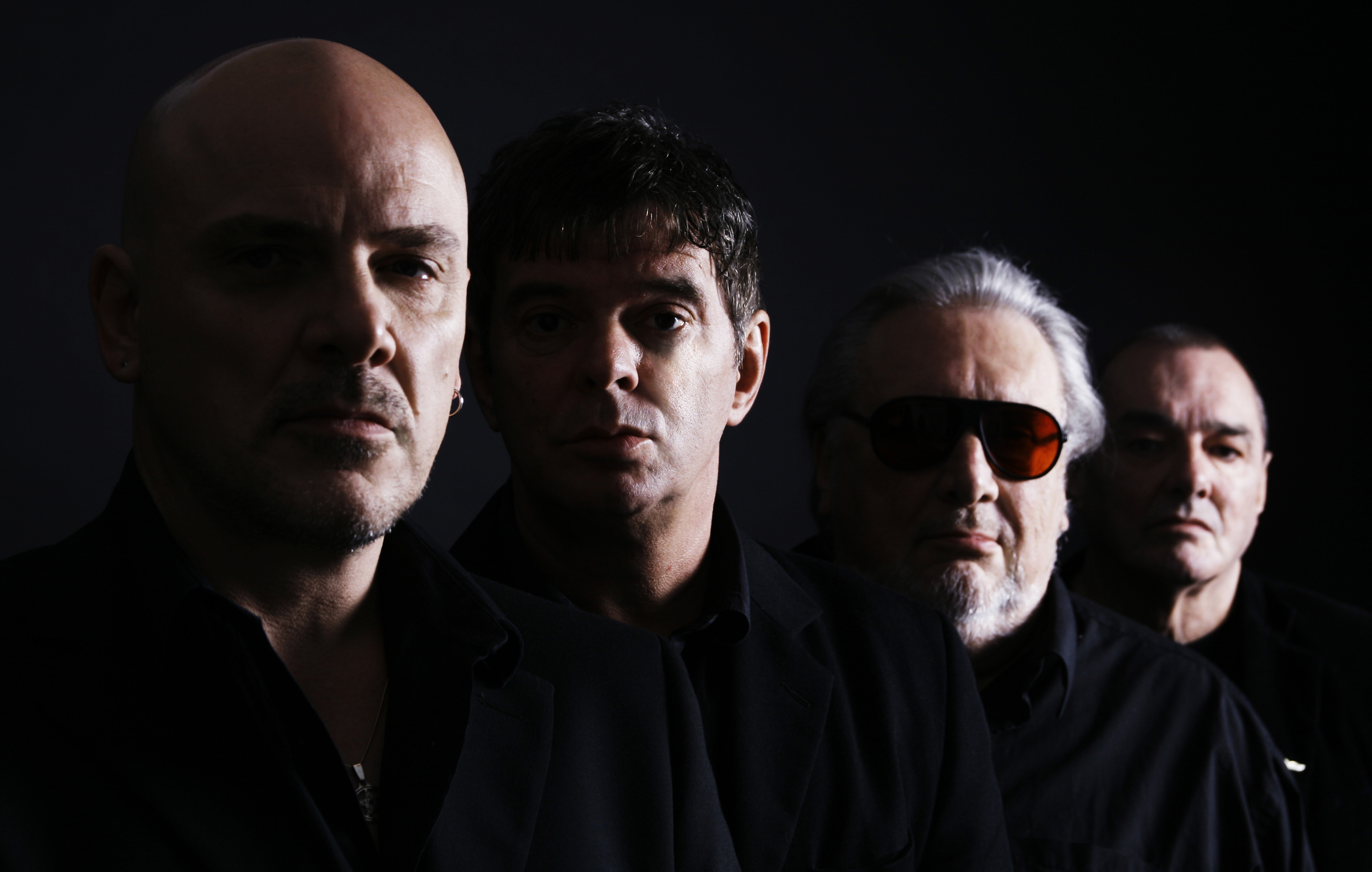 The Stranglers Poker Shoot 2010