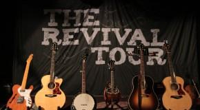 The Revival Tour, Leeds University