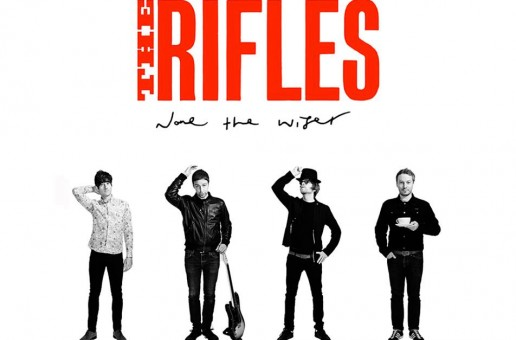 "The Rifles Release New Single ""Minute Mile"""