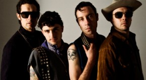 BLACK LIPS RELEASE NEW VIDEO FOR 'BOYS IN THE WOOD'