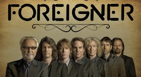 Tickets Available for Foreigner's April Tour with Special Guests Europe