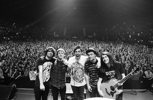 You Me At Six announce arena tour with All Time Low