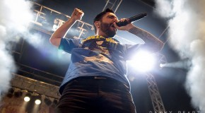 A Day To Remember & Lower Than Atlantis Live