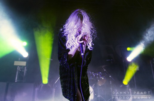 Live in photos – The Pretty Reckless & Heavens Basement