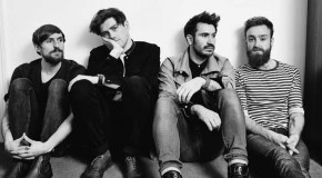 Twin Atlantic release video for new single 'Oceans'