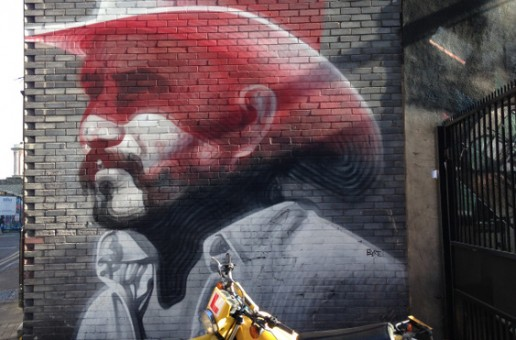 El Mac's Cowboy still reigns supreme in the pantheon of London Street Art
