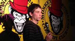 Monkey Business Comedy Club, Tolli Cafe, Kentish Town, 7/2/15