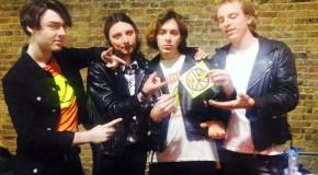 Peace Announce UK Autumn Tour