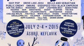 PUBLIC ENEMY, SWANS, LIGHTNING BOLT, BARDO POND AND MORE ADDED TO ATP ICELAND 2015 LINEUP