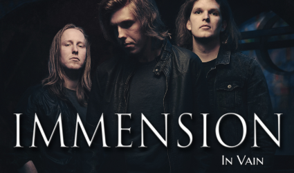 Immension – In Vain