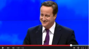 Cassetteboy releases Cameron's Conference Rap