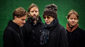 It is disheartening to see a band of Mew's talent unable to fill a modest venue in Glasgow