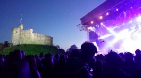 Manic Street Preachers play Cardiff Castle