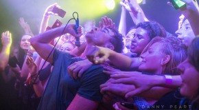 Don Broco return to the club shows with blood, sweat and beers!