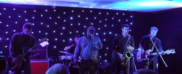 Barrence Whitfield & The Savages – Live at the Brudenell Social Club, Leeds     6th October, 2015