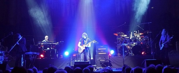 Steve Hackett – Live at Leeds Town Hall   20th October, 2015