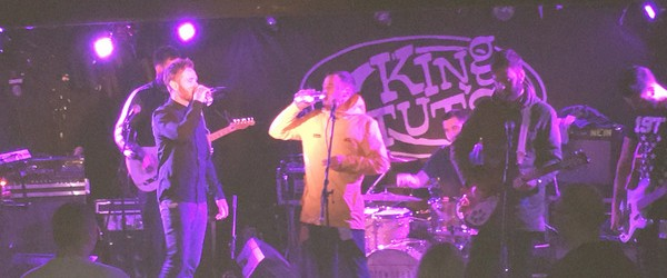 Franko Fraize takes Norfolk Hip Hop To King Tuts