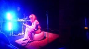 Taking Care of the Air in The Room: Jenny Hval Live in Glasgow @ The Hug and Pint