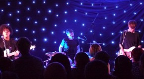 Shopping – Live at The Brudenell Social Club, Leeds 13th December, 2015