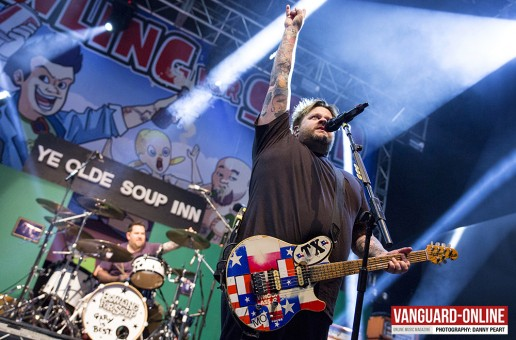 Bowling For Soup give Leeds the Punk Rock 101!