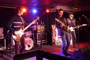 The Rifles live 2016 002