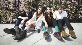 Interview: Wolf Alice on Touring, Social Media & Plans for 2016