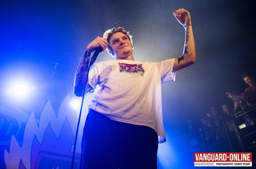 Neck Deep fly the flag for Pop-Punk in Leeds!