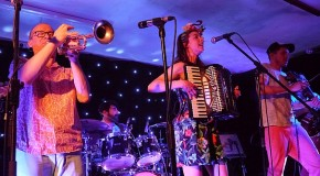 Molotov Jukebox – Live at Leeds' Brudenell Social Club    26th April 2016