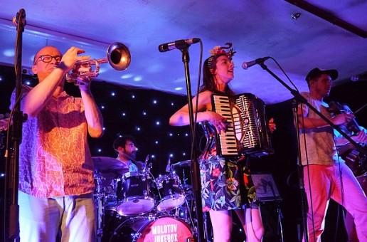 Molotov Jukebox – Live at Leeds' Brudenell Social Club 26th April 2016