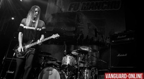 FU MANCHU, KING OF THE ROAD TOUR, O2 ISLINGTON ACADEMY 03/10/16 – LONDON