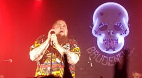 Rag'n'Bone Man – Brudenell Social Club, Leeds
