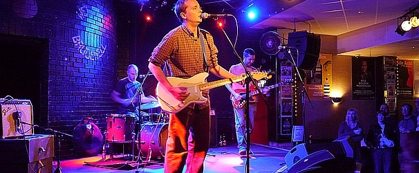 The Wave Pictures show how to be a cult band – live at Leeds' Brudenell Social Club 9th November 2016