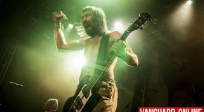 TRUCKFIGHTERS LIVE AT THE O2 ISLINGTON ACADEMY, 09/12/16, LONDON