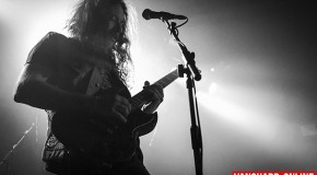 Black Rainbows Live at The O2 Islington Academy, 07/11/2016, London