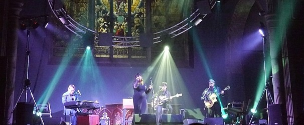 Rumer inspires rapt attention at The Church in Leeds