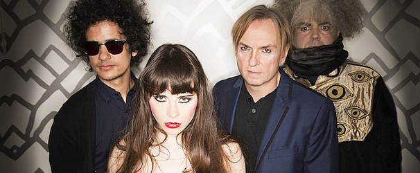 Crystal Fairy – Crystal Fairy      is a monstrously squally and slamming supergroup.