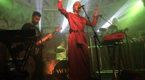 Vaults @ The Deaf Institute, Manchester