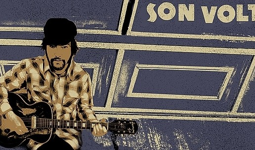 Son Volt – Notes Of Blue    sees Jay Farrar tap his Americana into the Blues
