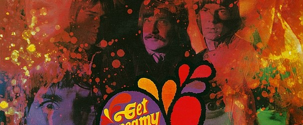 The Dream – Get Dreamy is a huge stack of sixties psychedelic fun