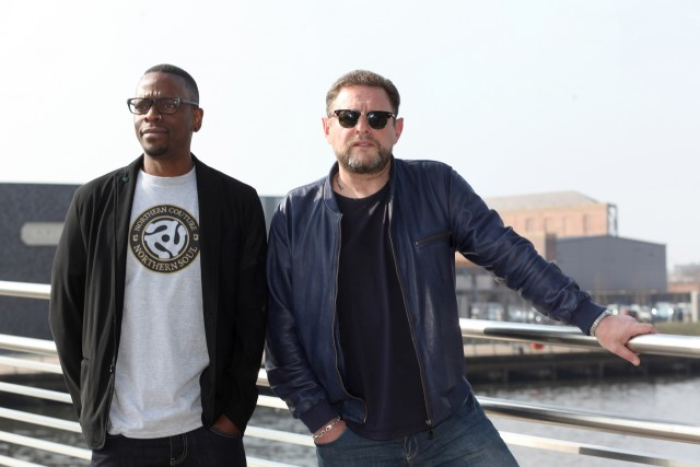 Black Grape Reunion