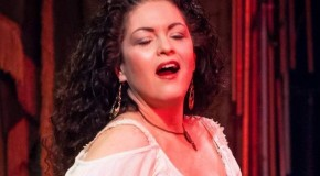 Carmen in one hour – being so close to an opera singer's voice is a real treat