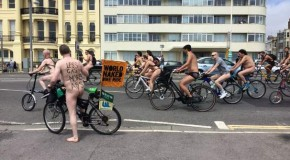 Emerging forms of street art in Brighton