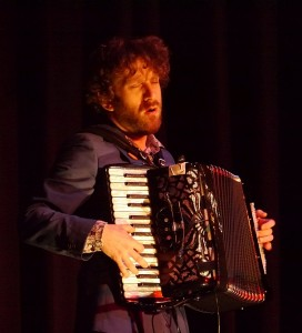 Martin accordion