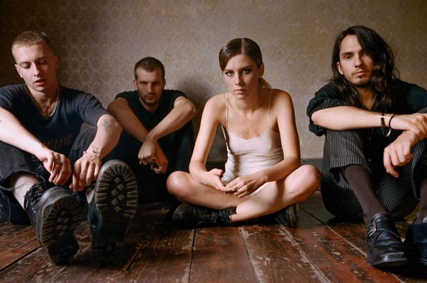 Wolf Alice Press Pic