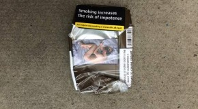 A new angle on discouraging smoking