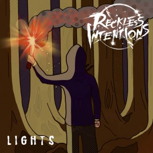 Reckless Intentions EP Cover Artwork