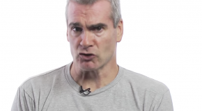 Henry Rollins on gay marriage
