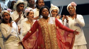 Pegasus Opera Company honours its founder Lloyd Newton with jamboree
