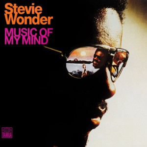 Stevie Wonder Music of my mind
